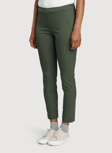 Navigator Classic Ankle Pant, Ivy | Kit and Ace