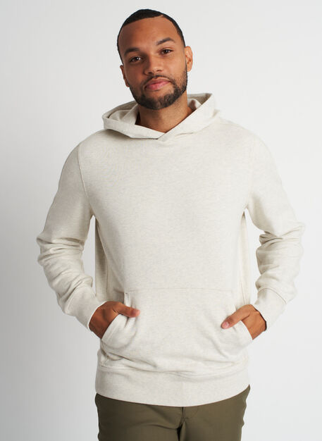 West Coast Hoodie, Heather Birch | Kit and Ace