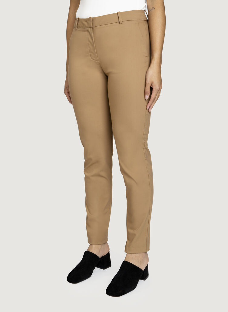 Navigator Ride Pant Slim Fit, Toffee | Kit and Ace