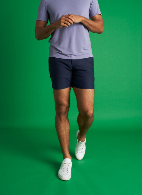 Full Potential Shorts 6 Inches, Dark Navy | Kit and Ace