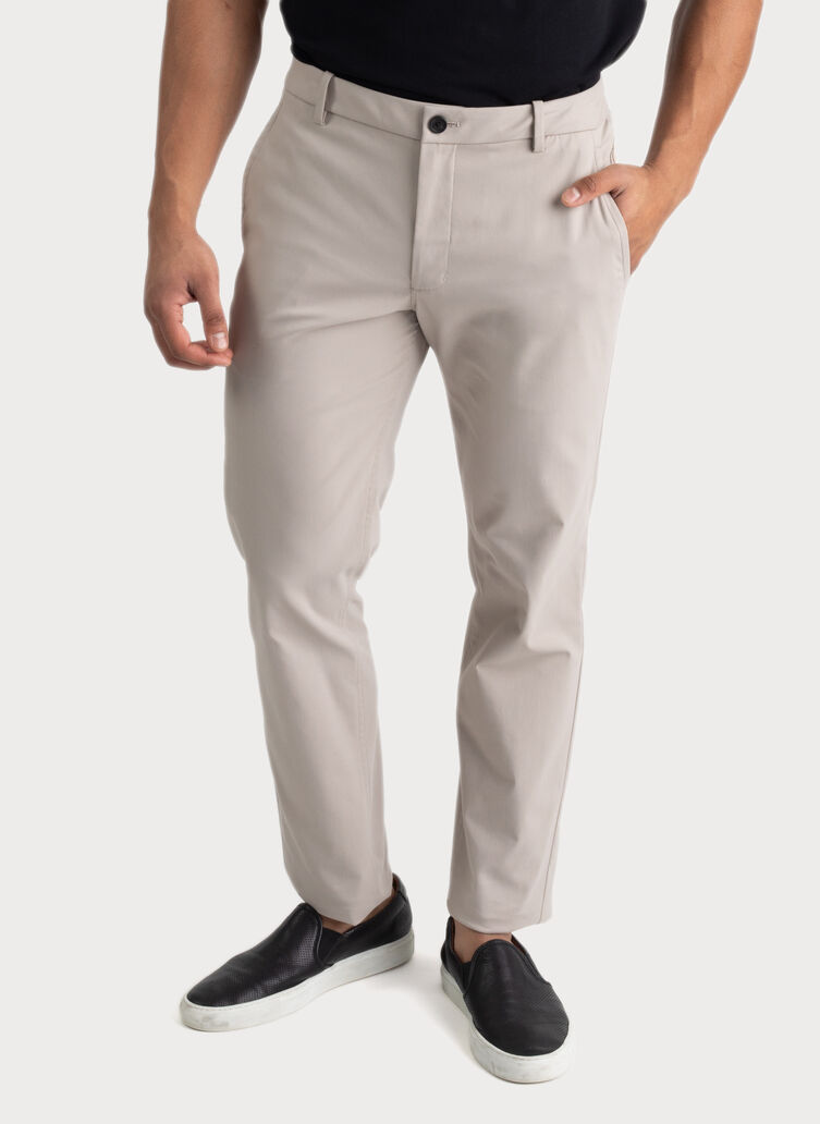 Navigator Stretch Trousers 2.0, KHAKI | Kit and Ace