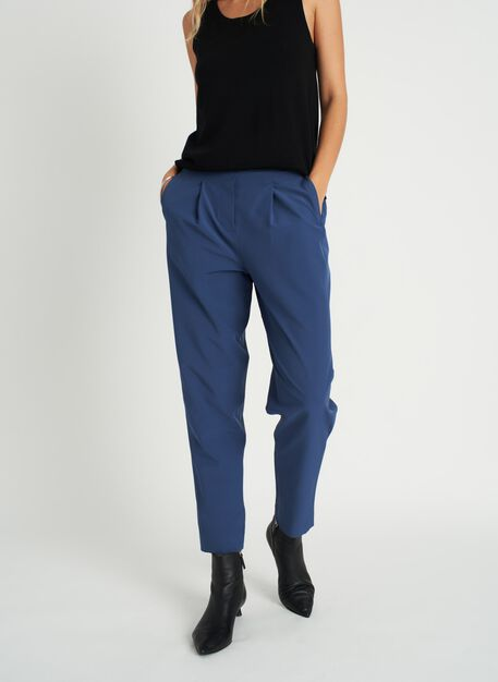 Featherlight Pants, Dark Denim | Kit and Ace