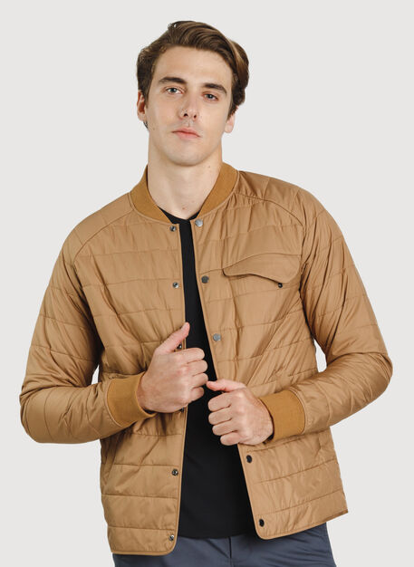 Gear Up Jacket, Toffee | Kit and Ace