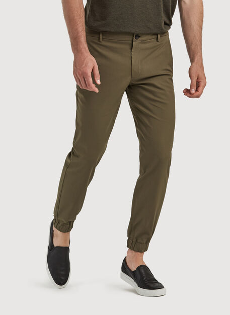 Navigator Stretch Joggers 3.0, ARMY | Kit and Ace