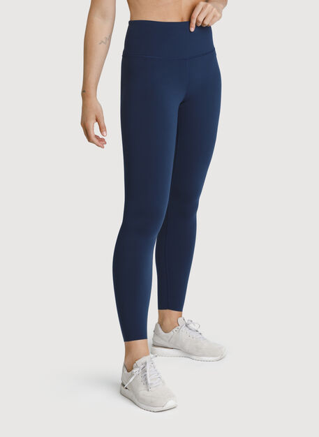 The Office Ankle Tight, DK Navy | Kit and Ace