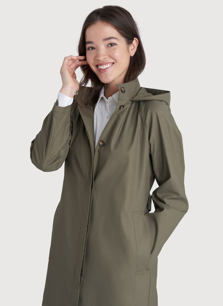 Out and About Jacket, Sage | Kit and Ace
