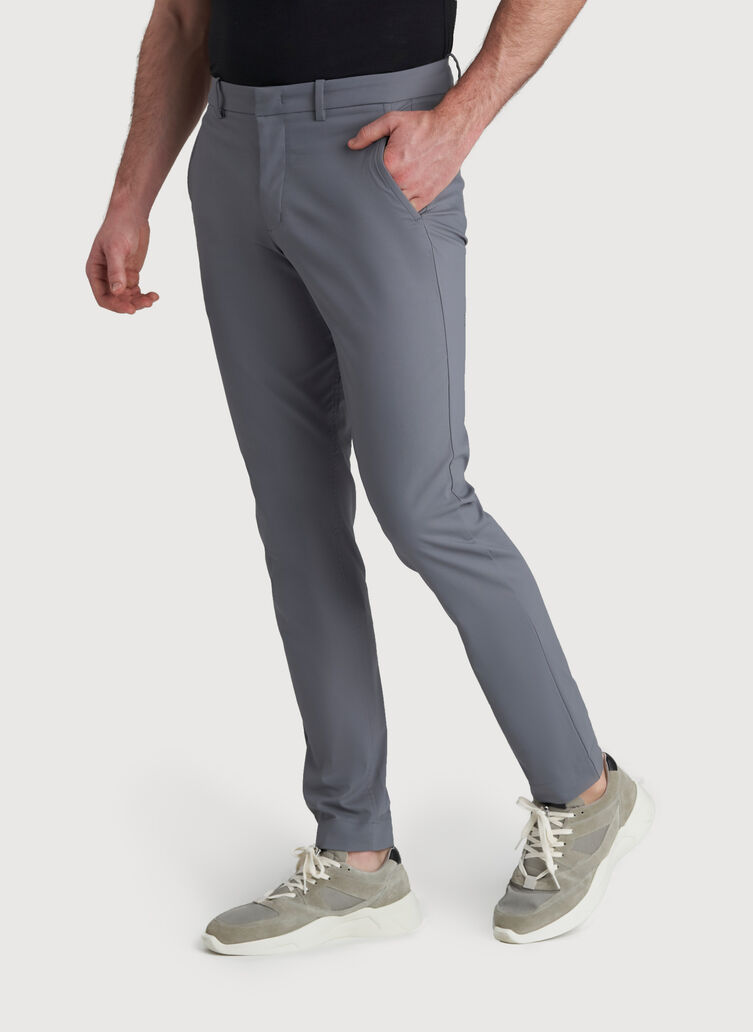Commute Pant Slim Fit, Shade | Kit and Ace