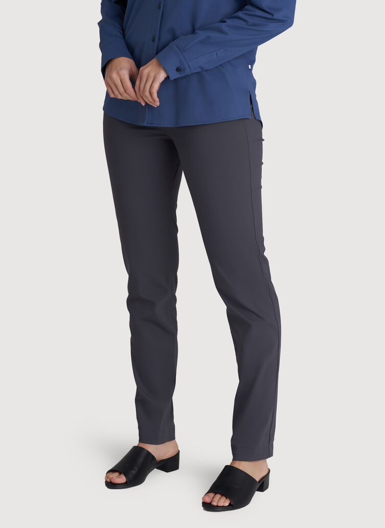 Ride Pant, Cove Grey | Kit and Ace