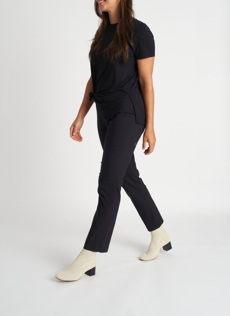 All Day Ankle Pants   Navigator Collection, Black   Kit and Ace