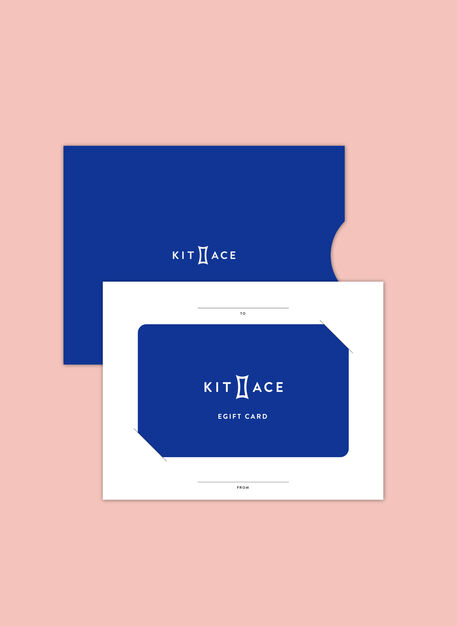 Gift Card,  | Kit and Ace