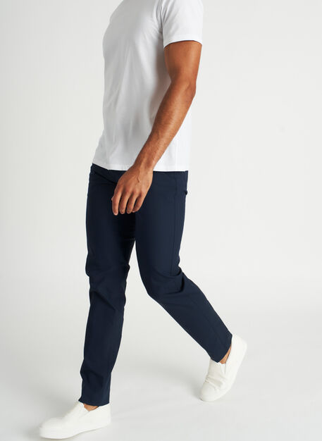 5 Pocket Pants | Navigator Collection, Dark Navy | Kit and Ace