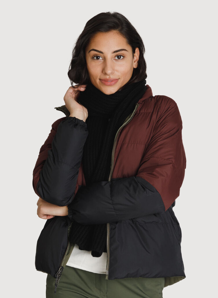 Chunky Cashmere Scarf,  | Kit and Ace