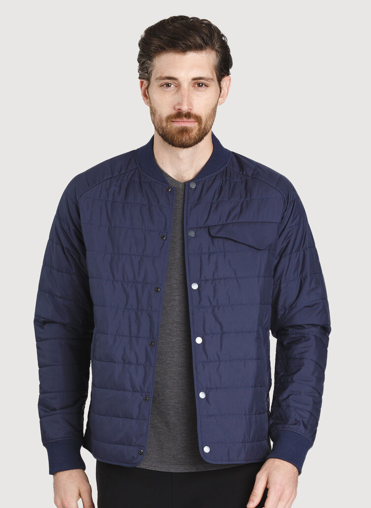 Gear Up Jacket, Dark Navy | Kit and Ace