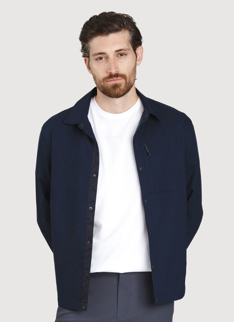 Navigator Excursion Jacket, Dark Navy | Kit and Ace