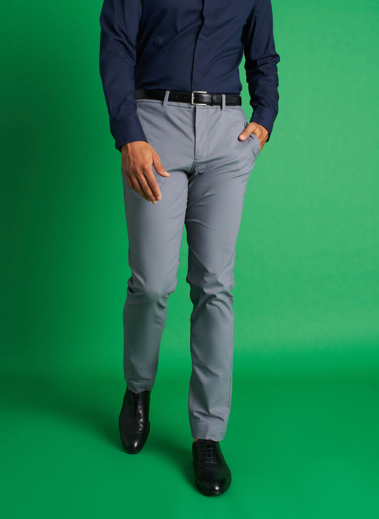 Commute Pants Slim Fit | Navigator Collection, Shade | Kit and Ace