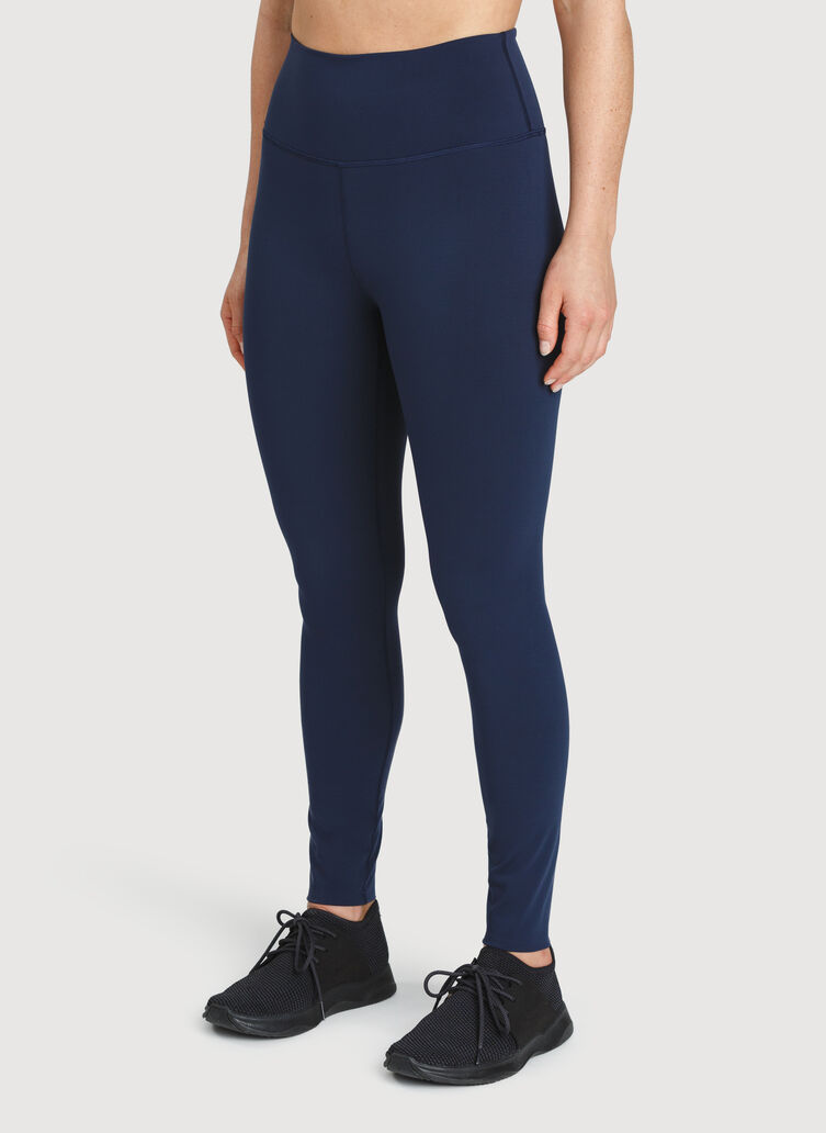 The Office Leggings, Dark Navy | Kit and Ace