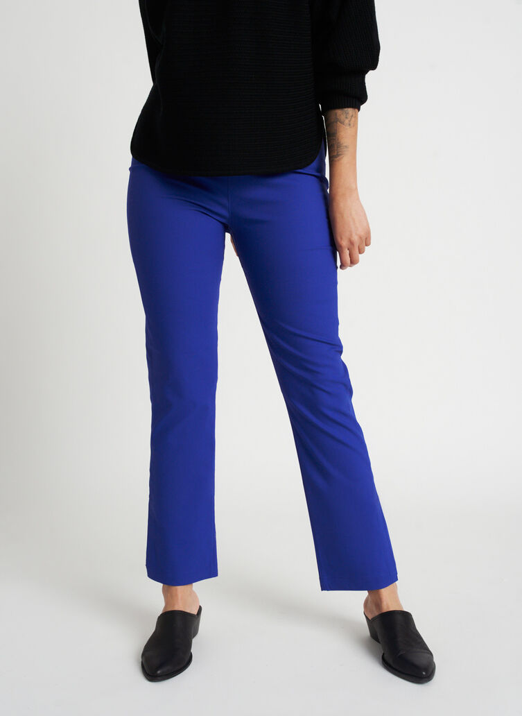 Go On Ankle Pants | Navigator Collection, KITS Blue | Kit and Ace