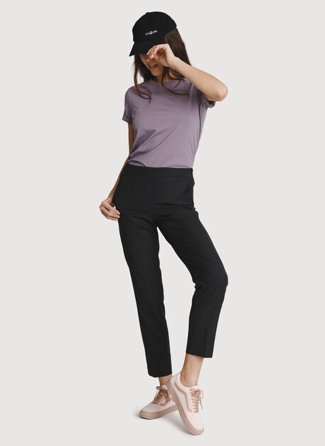 Go To Trousers 2.0, Heather Charcoal | Kit and Ace