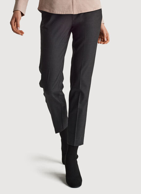 Go To Trouser 3.0, HTHR Charcoal | Kit and Ace