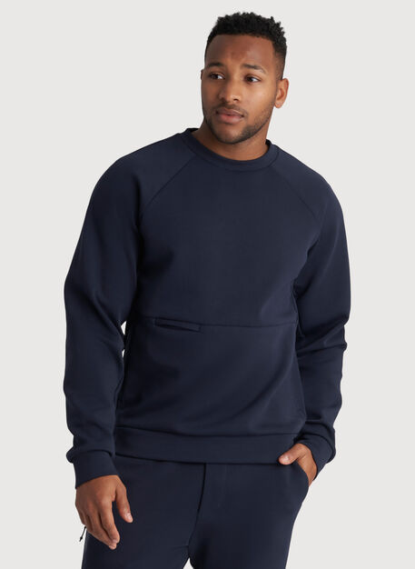 On Time Pullover, Tidal | Kit and Ace
