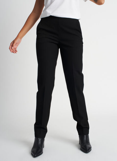 Go To Trouser, Black | Kit and Ace