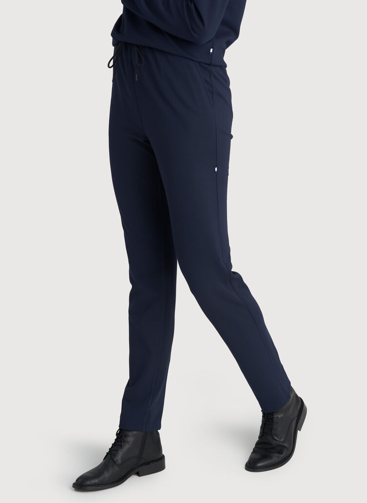 Made to Move Pant, DK Navy | Kit and Ace