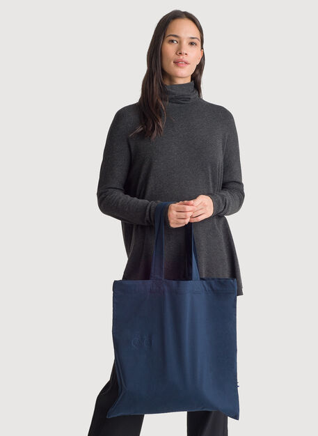 Tote Bag, DK Navy   Kit and Ace
