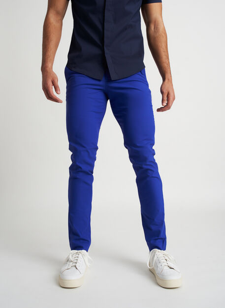 Commute Pants Slim Fit | Navigator Collection, KITS Blue | Kit and Ace