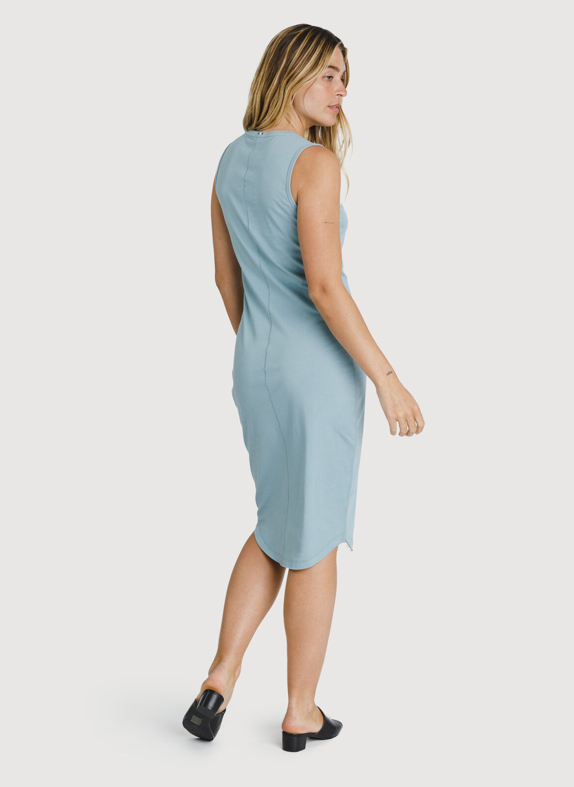 cc4c92ea Kit Pima Scoop Neck Dress | Womens Dresses and Skirts | Kit and Ace ...
