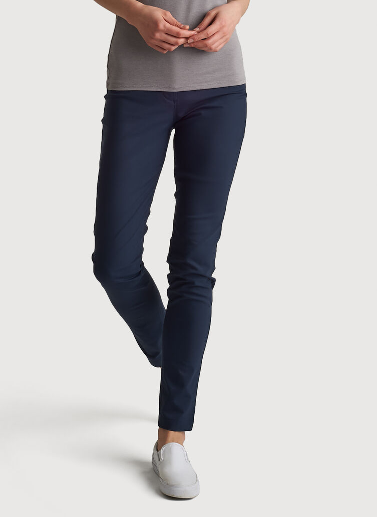 Navigator Ride Pant Skinny Fit, DK Navy   Kit and Ace
