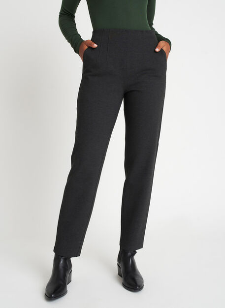 Serenity Pants, Heather Charcoal | Kit and Ace