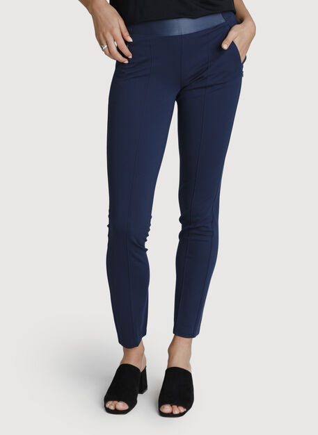 Pencil Me in Legging *Light, Deep Navy | Kit and Ace