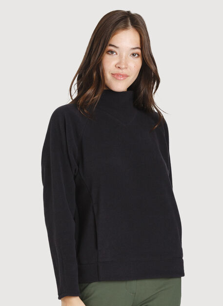 Hygge Pullover, BLACK | Kit and Ace