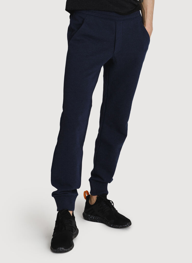 Coasting Pant, HTHR Deep Navy | Kit and Ace