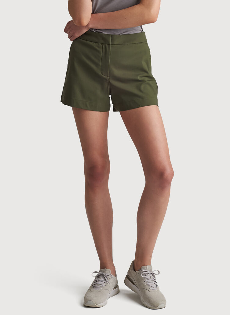 Navigator Ride Relaxed Shorts, Field | Kit and Ace