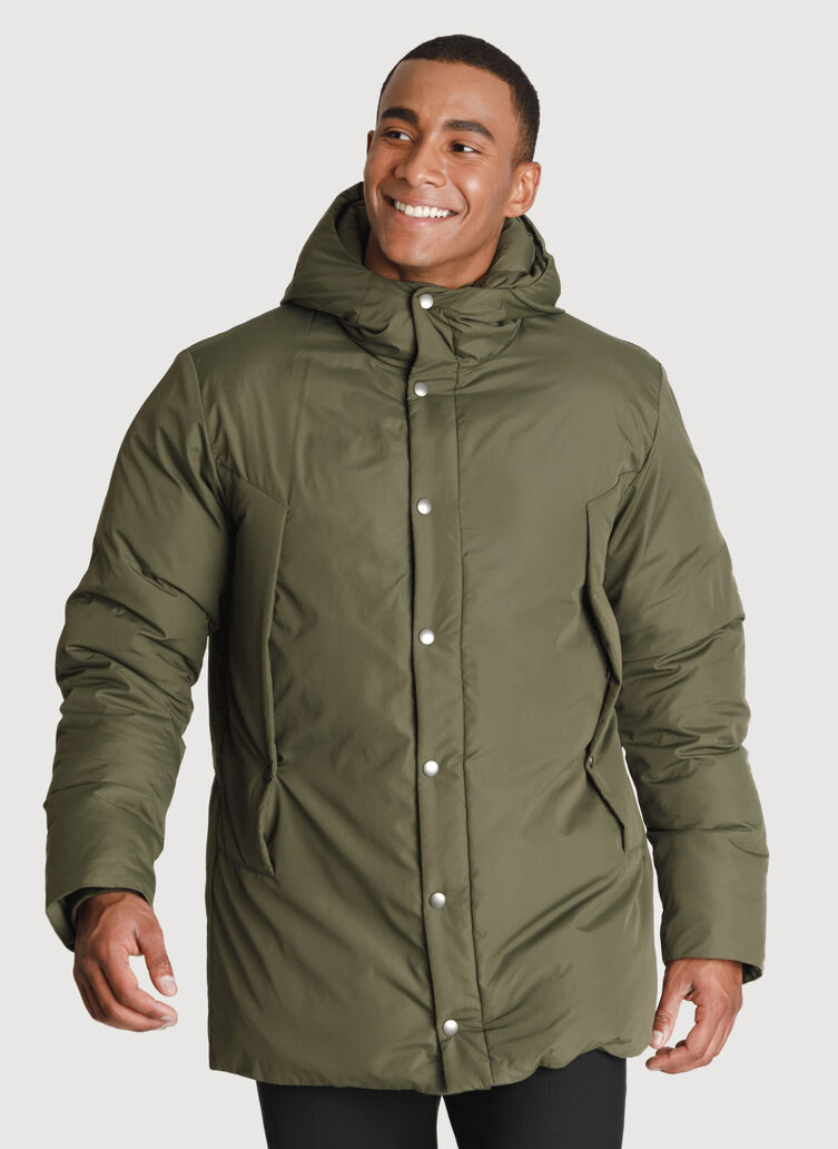 Ace Vented Puffy Jacket *Heavyweight,  | Kit and Ace