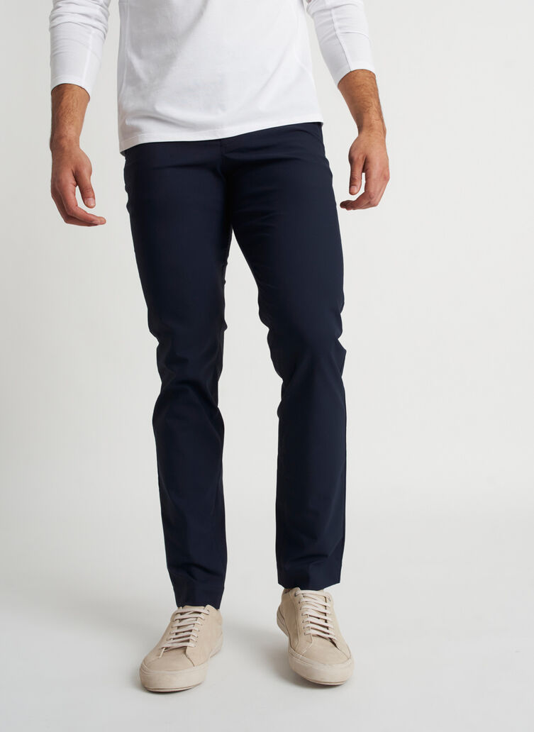 Commute Pants Standard Fit | Navigator Collection, Dark Navy | Kit and Ace
