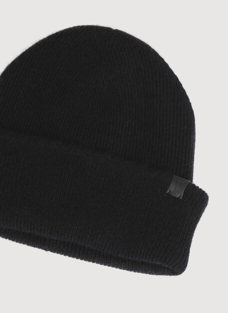 Stack Toque, Ebony | Kit and Ace