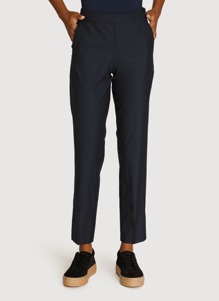 Go To Trousers 3.0, Dark Navy | Kit and Ace