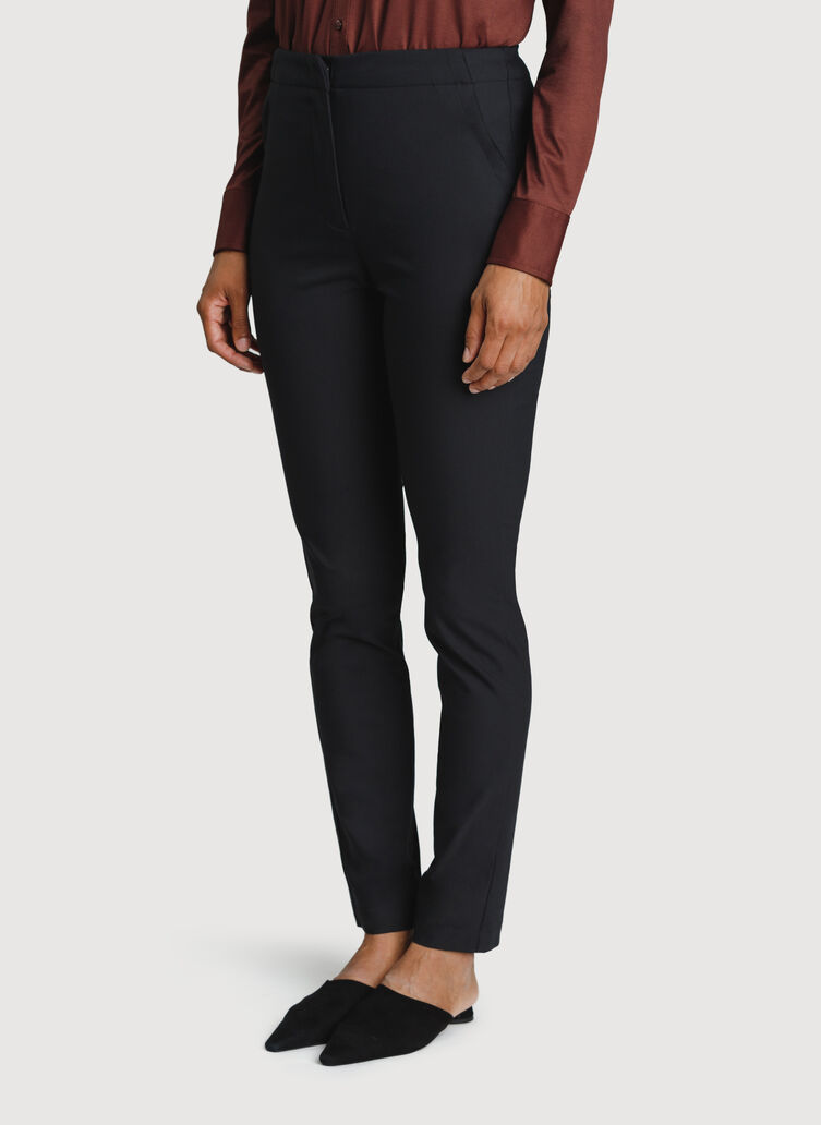 Navigator High Rise Pant, BLACK | Kit and Ace