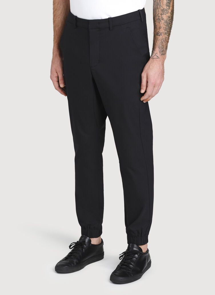 Excursion Jogger, BLACK | Kit and Ace