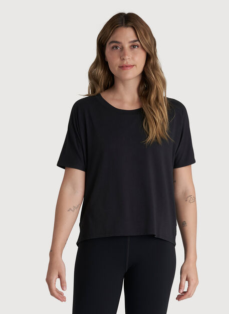 High Five Tee, Black | Kit and Ace
