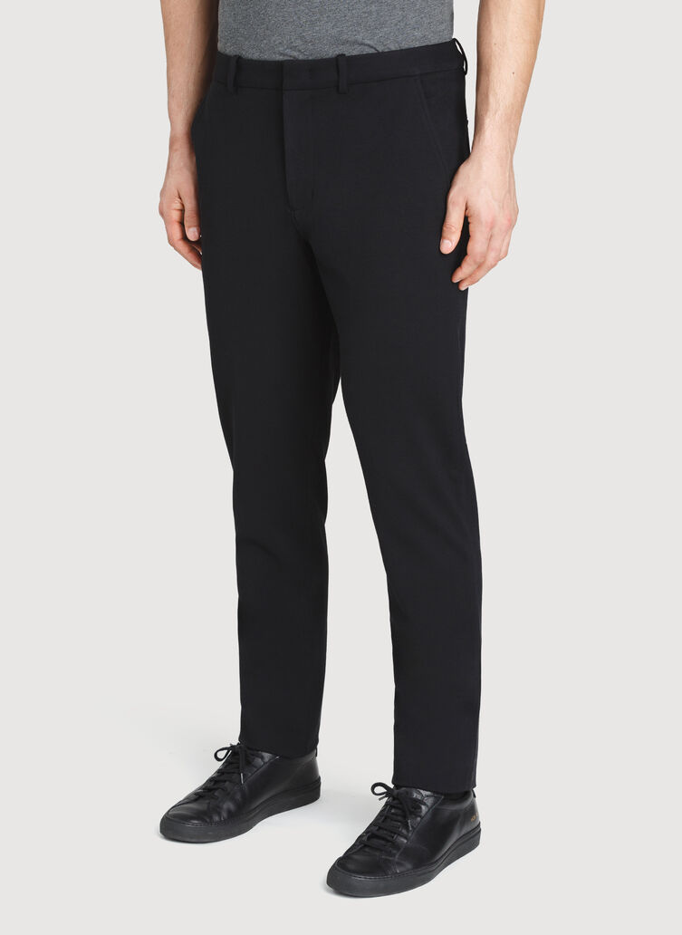 Comfort Office Pant, Black | Kit and Ace