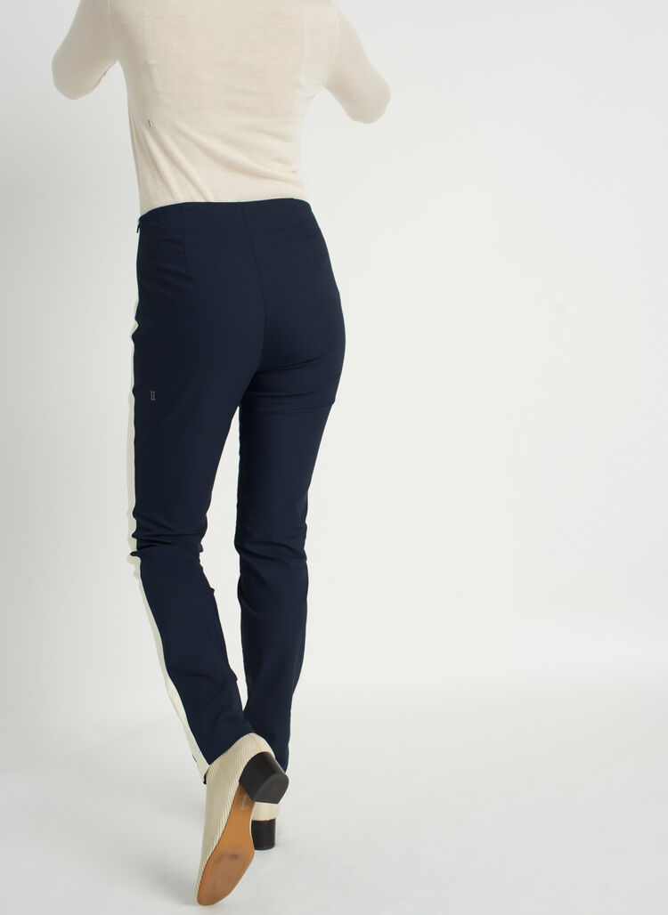 Classic Pants | Navigator Collection, Dark Navy/Canvas | Kit and Ace