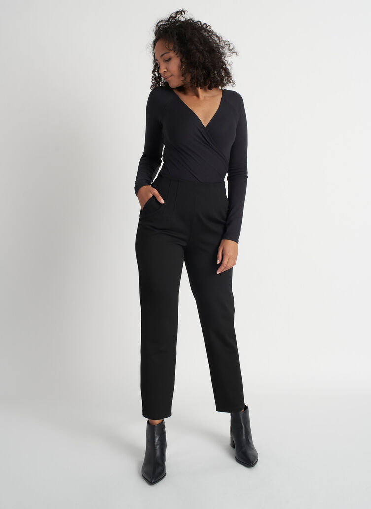 Serenity Pants, Black | Kit and Ace