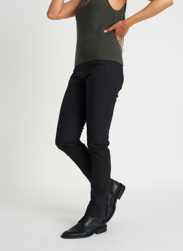 Classic Pants | Navigator Collection, Black | Kit and Ace