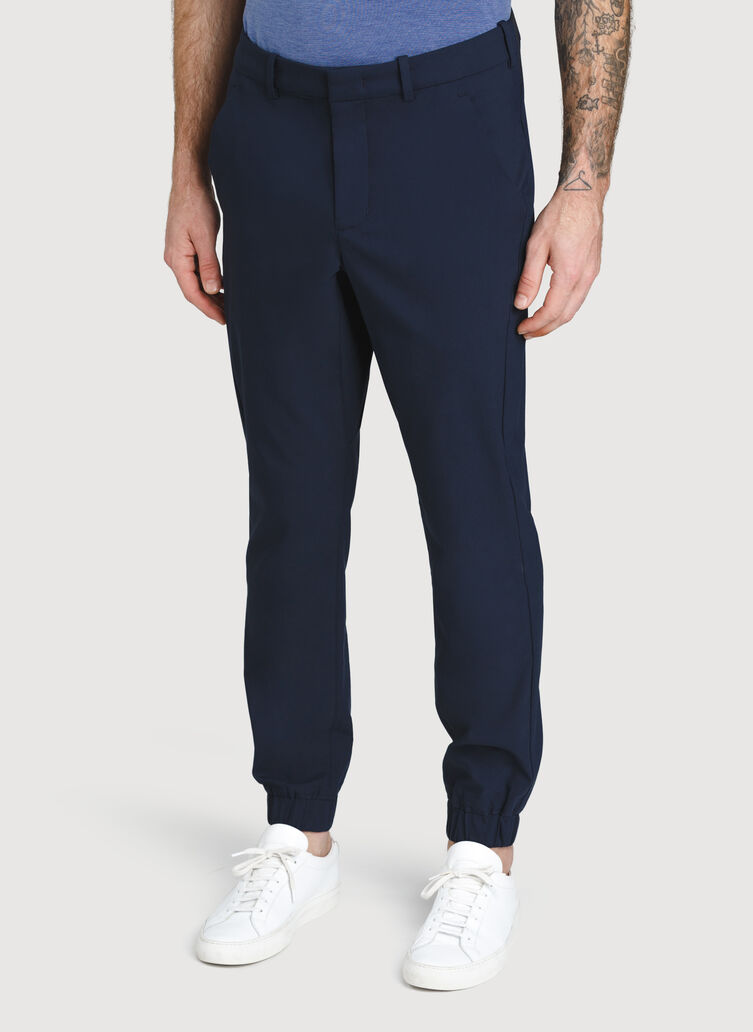 Navigator Excursion Jogger, DK Navy | Kit and Ace