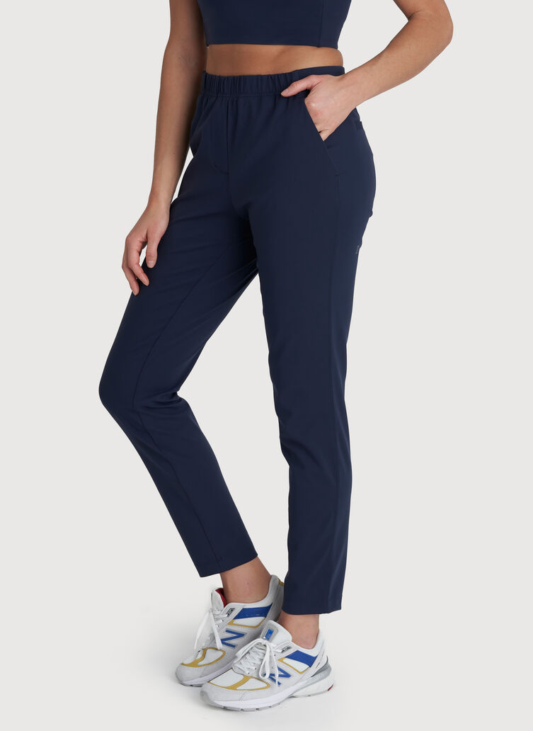 Office Pants, Dark Navy | Kit and Ace