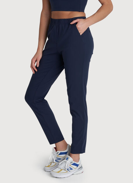 The Office Pants, Dark Navy | Kit and Ace