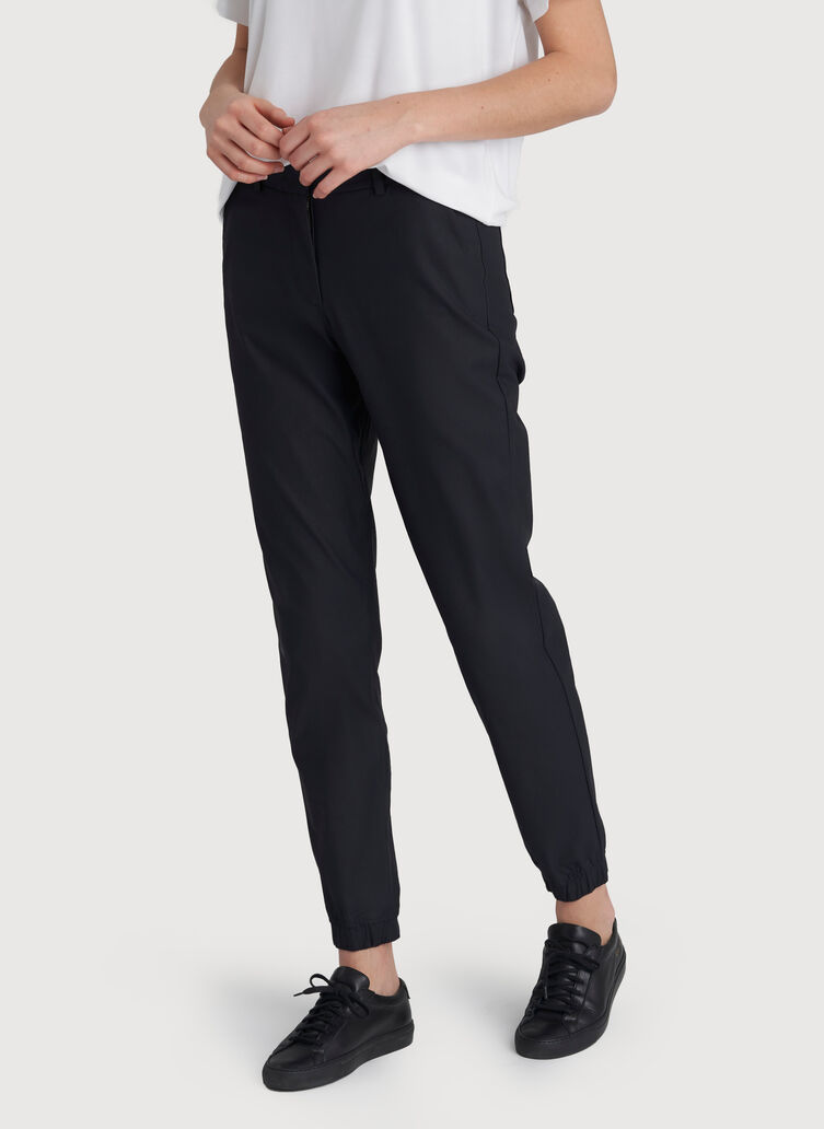Workday Joggers, Black | Kit and Ace